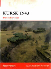 KURSK 1943 SOUTHERN FRONT WW2 PROKHOROVKA PANTHER TANK LSSAH DAS REICH TOTENKOPF