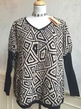 Autumn V Neck Plus Size Jumpers & Cardigans for Women