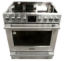 Frigidaire Professional Fpeh3077Rf 30″ Stainless Freestanding Electric Range
