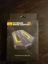 Keyboard and Mouse Adapter for Nintendo Switch/Xbox One/ PS4/ PS3