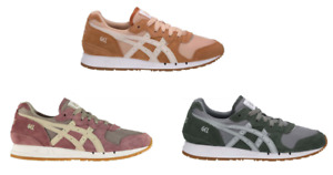 Women's Shoes Gym asics Gel Movimentum Tiger Comfortable IN Suede Leather