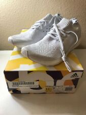 New Adidas x Parley White Ultra Boost Uncaged LTD BB4073 Size 11.5 100% Auth