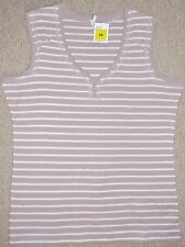 Marks and Spencer Women's Cotton Vest Cami Tops & Shirts