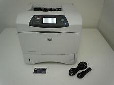 Q5400A HP Laserjet 4250 Laser Printer No Network (USB & Parallel) + Warranty!!