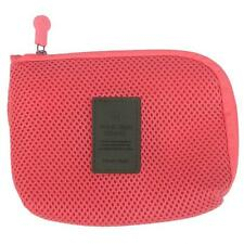New Tablet Cell Phone Digital Camera Data USB Cable Organizer Storage Bag Pouch