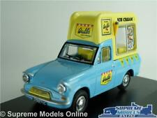 FORD ANGLIA ICE CREAM MODEL VAN WALL'S 1:43 SIZE OXFORD DIECAST ANG020 WALLS K8