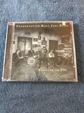 NEW*Because of You - Preservation Hall Jazz Band NEW ORLEANS