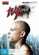 NY Ink : Season 1 & Season 2   (DVD, 2012, 5-Disc Set) New   Region 4