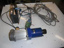 Servo Motor, Drive, Cables, Breakout Board (4419)