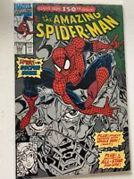 The Amazing Spider-Man Giant-Size 350th Issue Spidey Vs Doctor Doom #350 AUG