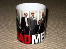 Mad Men TV Show Advertising MUG