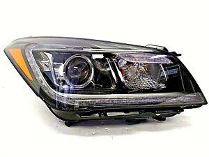 2015-2018 HYUNDAI GENESIS G80 RIGHT PASSENGER SD HID LED HEADLIGHT GENUINE OEM