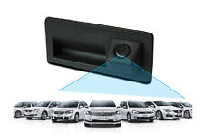 HD Car Rear view reverse backup Camera for VW Sharan/ Touareg trunk handle