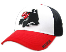 "GONGSHOW HOCKEY ""TONGUES A FLOPPING"" MESHBACK ADJUSTABLE HOCKEY CAP HAT"