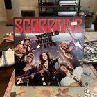 Scorpions: World Wide Live, Mercury 824 344-1 M-2, 2 LP, 1985, EX/EX