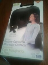 S.3. 2 Speed Battery Operated Massage Cushion