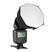 Mini Octagon Softbox Diffuser  for DSLR Flash Speedlite Speedlight Portable New
