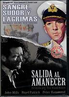 Sangre sudor y lagrimas (In Which We Serve) - Salida al amanecer (2 DVD Nuevo)