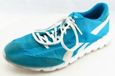 Reebok Size 7 M Blue Lace Up Running Fabric Shoes