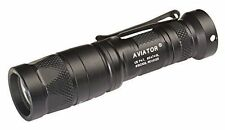 SureFire Aviator-RD Flashlights with Dual Output Multi-Spectrum LED RED