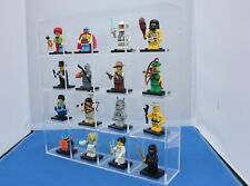 Lego Mini Figures Display Case 3mm Clear Acrylic