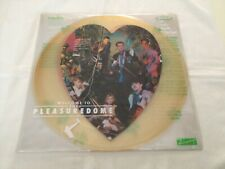 FRANKIE GOES TO HOLLYWOOD - Welcome To The Pleasuredome - UK 1984 PICTURE DISCS