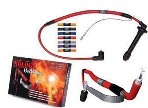 Nology Hotwires Black EVO XL 1979-2003 (High Quality Spark Plug Leads) 23-717