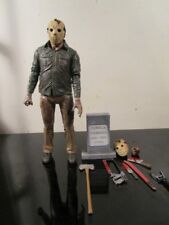 """100% Authentic NECA Friday The 13Th - Ultimate Part 4 Jason 7"""" Action Figure"""