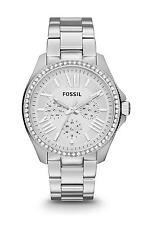 Fossil Cecile Multifunction Stainless Steel Ladies Watch AM4481