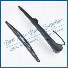 For Chevrolet Trailblazer 2007 2008 2009 Rear Wiper Arm & Blade Set  US shipment