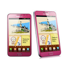 Samsung Galaxy Note GT-N7000 5.3 inch Dual Core 8MP Unlocked Mobile Phone - Pink