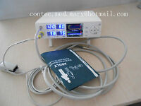 CMS5000 ICU Patient Monitor Vital Signs Monitor NIBP+SPO2+Pulse Rate,Promotion!!