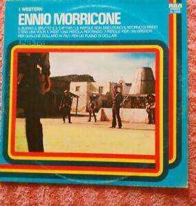 ENNIO MORRICONE  - I  WESTERN LP