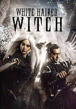 White Haired Witch (DVD, 2015) Free shipping