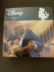 Beauty and The Beast 1000 Piece Puzzle