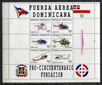 36511) REP. DOMINICA 1966 MNH**Dominicana Aif Force
