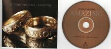 GEORGE MICHAEL - AMAZING | FREEK! 04 [CD SINGLE]