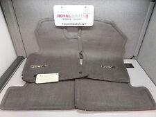 Toyota Rav4 03-05 Taupe Carpet Floor Mats Set Genuine OEM OE