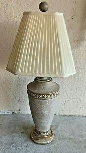 Bedside Table Lamp - Vintage Elegant Nightstand Lamps Bedroom
