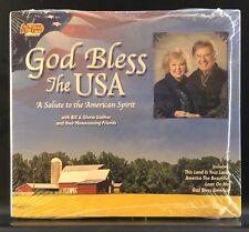 Gaithers God Bless the USA Patriotic CD Sandi Patty Talley Trio Terry Blackwood
