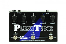 Carl Martin Pro-Series PlexiTone Overdrive - FREE 2 DAY SHIP