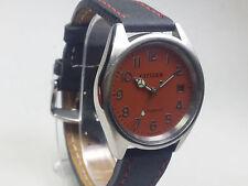 Vintage Citizen 21J Date Mechanical Automatic Movement Mens Dial Wrist Watch