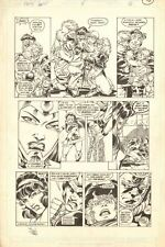 Forever People #5 p.16 Kirby's 4th World Beautiful Dreamer art by Paris Cullins