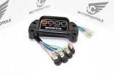 Honda CB 500 K Four Lenkerhalter Konsole Kontrolleuchten + Diamanten + Kabelbaum