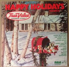 True Value Happy Holidays Volume 18 - Near Mint - Vinyl LP Belafonte, Elvis...