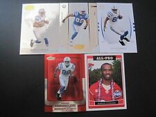 Lot of 20 Different Marvin Harrison Topps Finest SP Authentic Colts Lot 1