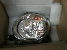 ORIGINALI FIAT 500 LATO PASSEGGERO L / H TESTA LAMPADA PROIETTORE P / N 51795458