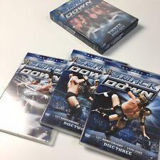 WWE Best of SmackDown 10th Anniversary 1999-2009 (US DVD RC1 ohne deutschem Ton)
