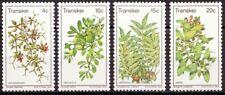 Transkei 1978 Mi 41-44 Wilde vruchten, Edible wild fruit MNH