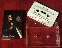 She is the Music by Karen Karsh ~ Very Good Vintage Cassette Tape